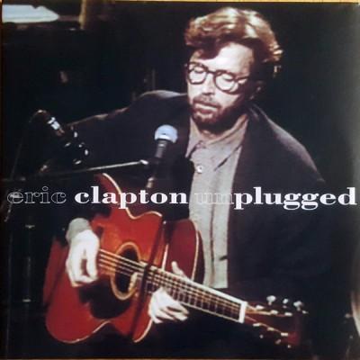Eric Clapton - Unplugged 2LP Gatefold