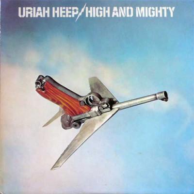 Uriah Heep - High And Mighty