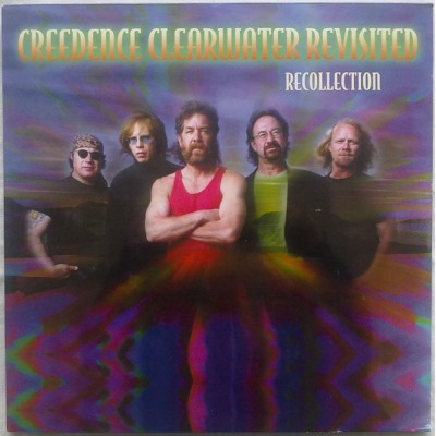 Creedence Clearwater Revisited - Recollection 3LP