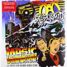 Aerosmith – Music From Another Dimension! 2LP + CD Red Vinyl