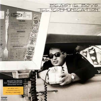 Beastie Boys ‎– Ill Communication 2LP