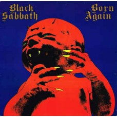Black Sabbath - Born Again LP Germany 1983