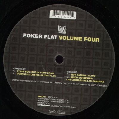 Various - Poker Flat (Volume Four)