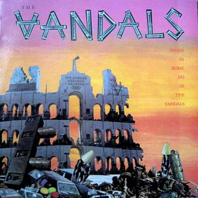 The Vandals - When In Rome Do As The Vandals