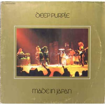 Deep Purple – Made In Japan 2LP Gatefold Germany 1972