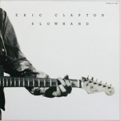 Eric Clapton – Slowhand LP Gatefold Reissue