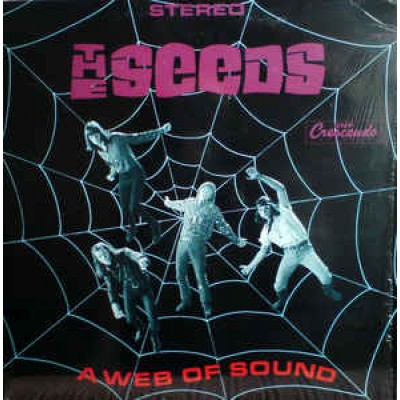 The Seeds ‎– A Web Of Sound LP US 1966
