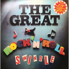 Sex Pistols - The Great Rock N Roll Swindle 2LP UK 1979 Gatefold