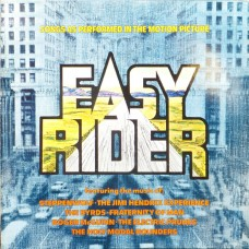 Various - Easy Rider (Songs As Performed In The Motion Picture) LP 1980 Germany