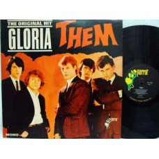 Them – Here Comes The Night LP US 1965 Mono