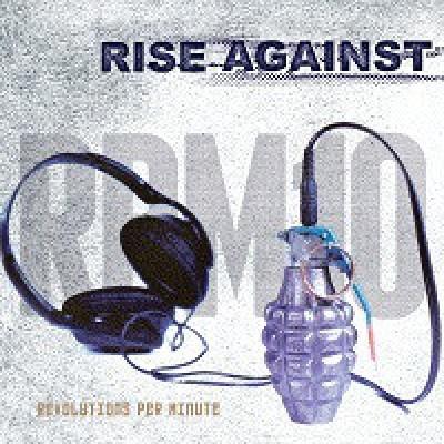 Rise Against - RPM10 (Revolutions Per Minute) LP White Vinyl