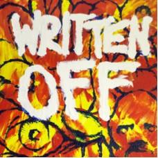 Written Off – Written Off 7'' Opaque Maroon Vinyl