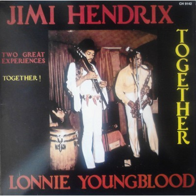 Jimi Hendrix, Lonnie Youngblood - Together