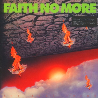 Faith No More - The Real Thing LP 2013 Reissue