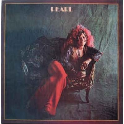 Janis Joplin – Pearl LP Russia