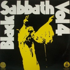 Black Sabbath - Black Sabbath Vol. 4 LP Gatefold 1985 Yugoslavia