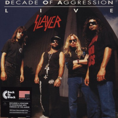 Slayer - Decade Of Aggression Live 2LP