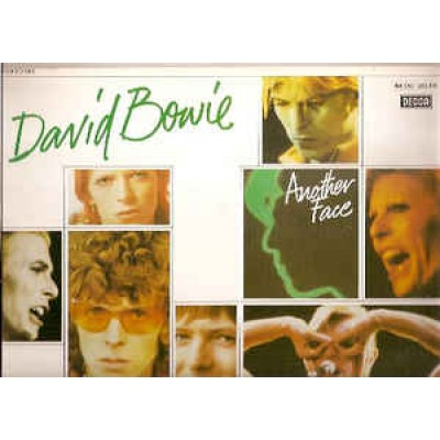 David Bowie – Another Face LP France 1971