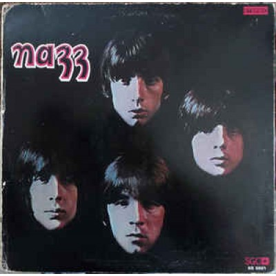 Nazz ‎– Nazz LP US 1968 Unipack