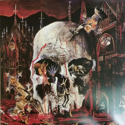 Slayer - South Of Heaven LP US 2013 Reissue