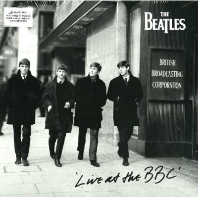 The Beatles ‎– Live At The BBC 3LP Gatefold 2013 Reissue