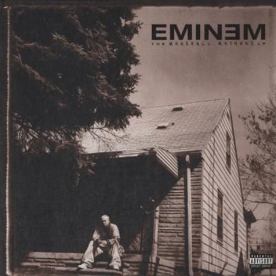 Eminem - The Marshall Mathers LP  2LP Gatefold