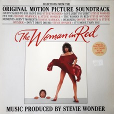 Various - The Woman In Red (Stevie Wonder) - Original Motion Picture Soundtrack LP Gatefold