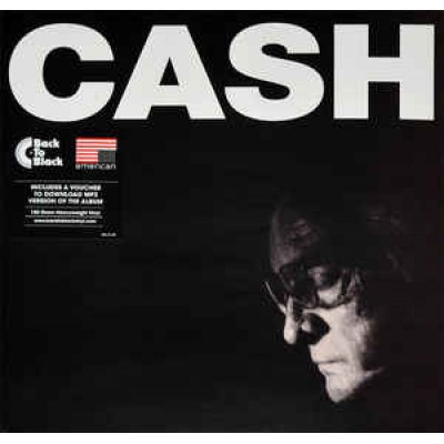 Johnny Cash - American IV: The Man Comes Around 2LP Gatefold