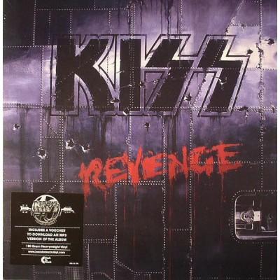 Kiss - Revenge LP 2014 Reissue