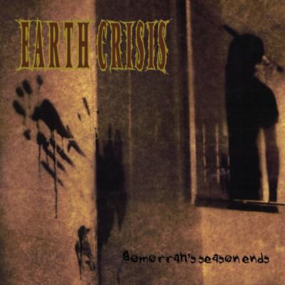 Earth Crisis - Gomorrahs Season Ends LP Yellow Vinyl