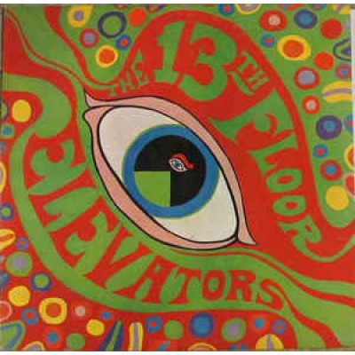The 13th Floor Elevators ‎– The Psychedelic Sounds Of The 13th Floor Elevators LP US 1979 Stereo