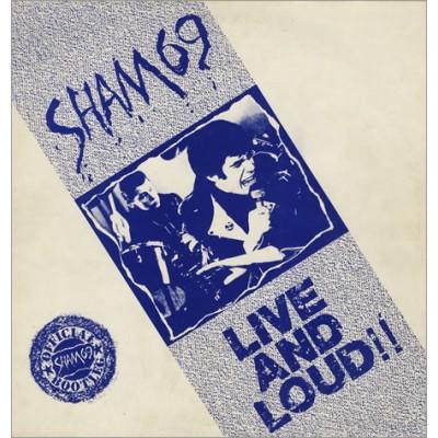 Sham 69 - Live And Loud!!