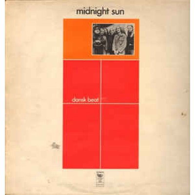 Midnight Sun ‎– Dansk Beat LP Denmark 1975