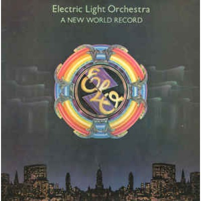 Electric Light Orchestra – A New World Record LP UK