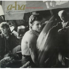 a-ha - Hunting High And Low LP 1986 Yugoslavia + inlay