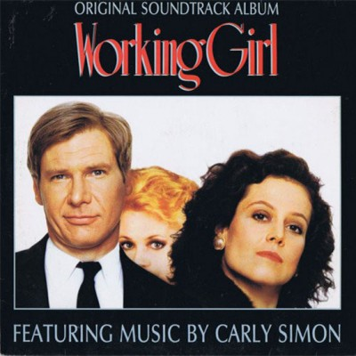 Various Featuring Music By Carly Simon - Original Soundtrack Album Working Girl