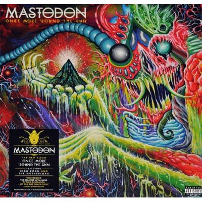 Mastodon - Once More Round The Sun 2LP Gatefold