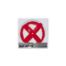 Test Of Time – A Place Beyond 7'' Ltd Ed Red Clear Vinyl
