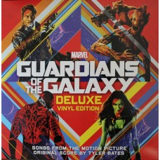 Various - Guardians Of The Galaxy 2LP Gatefold Deluxe Edition
