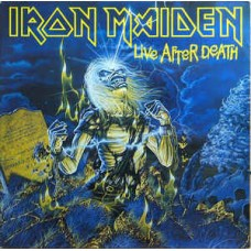 Iron Maiden - Live After Death 2LP Gatefold + Booklet