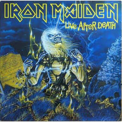 Iron Maiden - Live After Death 2LP Gatefold + Booklet