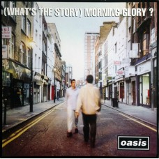 Oasis - (Whats The Story) Morning Glory? 2LP Gatefold 2014 Reissue