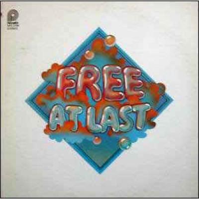 Free – Free At Last LP Canada 1979