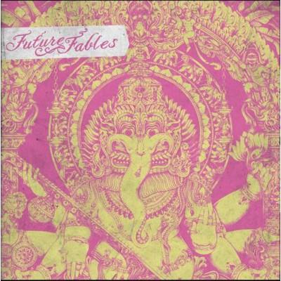 Future Fables – Jupiter's Pull 7'' Red Vinyl
