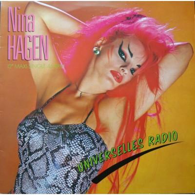 Nina Hagen - Universelles Radio