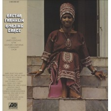 Aretha Franklin - Amazing Grace 2LP Gatefold