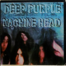 Deep Purple - Machine Head LP 1972 India