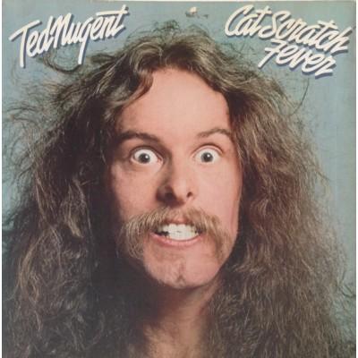 Ted Nugent - Cat Scratch Fever LP Gatefold