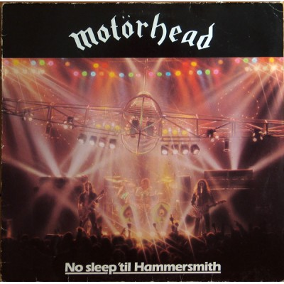 Motorhead - No Sleep Til' Hammersmith