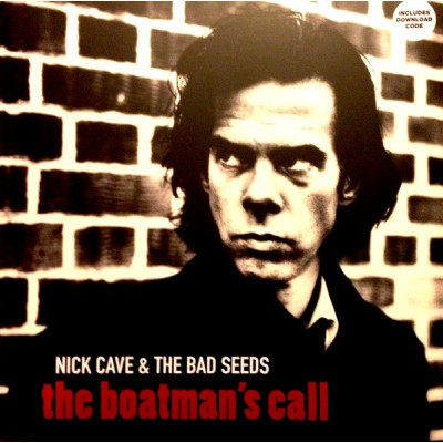 Nick Cave And The Bad Seeds - The Boatmans Call LP Audiophile Vinyl 2014 Reissue